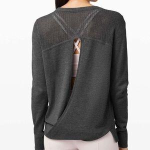 🎃 NWT Lululemon Back to Balance Sweater